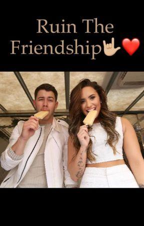 Ruin the friendship (a nemi story) by XOXOGossipGirl0712