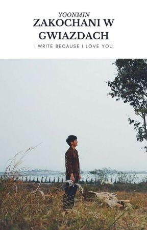 Zakochani W Gwiazdach Yoonmin Zakończone Szósty Wiersz