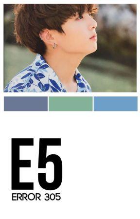 Error 305 | myg  + jjk by aestheticallybangtan