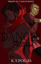 Danger (ATLA Sokka X OC fanfiction) by koulakoukoula