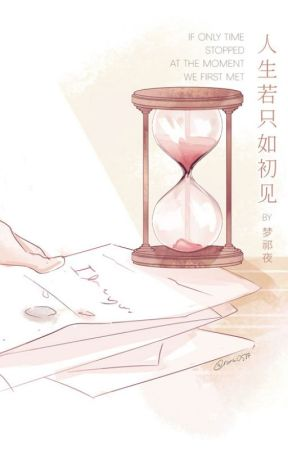 If Only Time Stopped at the Moment We First Met - PT-BR by Callullum