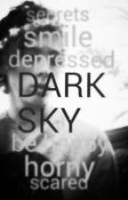 Dark Sky- Luke Hemmings by xonlymyash