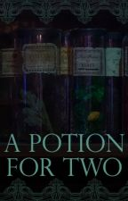 A Potion for Two (Snape x Reader) by phishjker