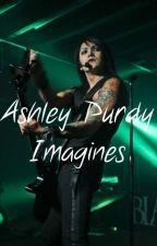 Ashley Purdy Imagines by heytherelyd