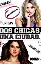 Dos chicas, una ciudad. by Luucy2