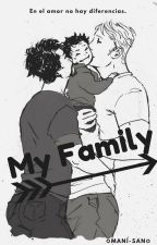 |♥My Family : Narrated By Peter Parker♥| [[Stony]] by Lucky681