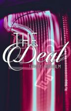 The Deal- A Chris Brown  and Nicki Minaj Fanfic by Kyenne_Pepper