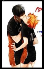 Love on the brain (a kagehina story){COMPLETED} by Queen_Kir1