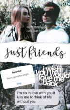 just friends // peybrina by annegraphics