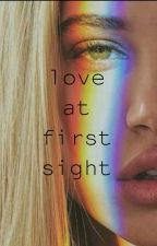 Love At First Sight (One Shot) by selenette