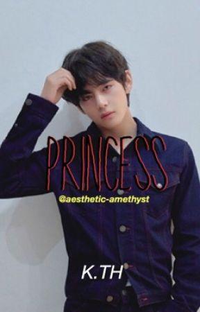 Princess// K.TH x Reader by aesthetic-amethyst