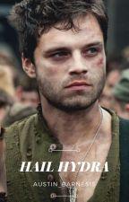 Hail Hydra | Bucky x Reader by GoddessofMischief03