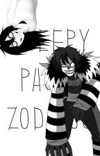 Creepypasta Zodaics by kassy_bb