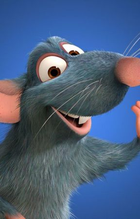 Ratatouille x Rat!Reader by yeprory