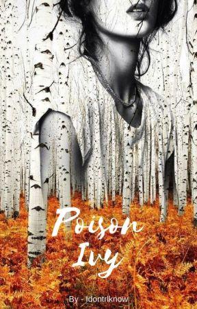 Poison Ivy by idonrlknow