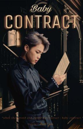 『 baby contract  + pjm 』 by dwe-jin