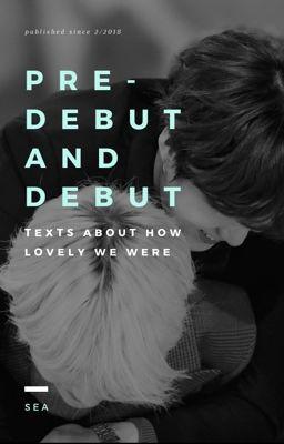 Pre-Debut And Debut   YoonTae