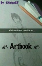 ✍ Artbook ✍ by Chirine85