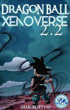 Dragon ball Xenoverse 2.2 Le avventure di Alan.  by Samurott300