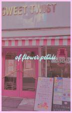 of flower petals ※ taekook by icyroses001