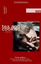 vkook| tea and cookies by jjeonwpias