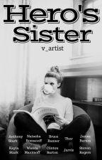 Hero's Sister by v_artist