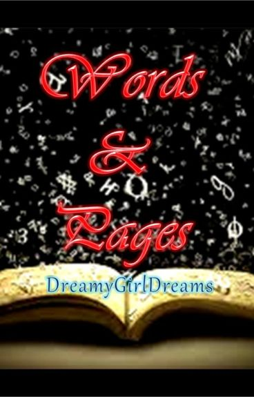A World of Words and Pages by DreamyGirlDreams