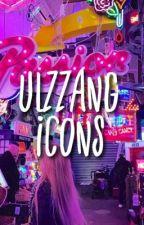 ulzzang icons by biassingkookie