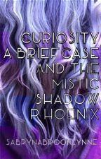 CURIOSITY, A BRIEFCASE, AND THE MISTIC SHADOW PHOENIX  by sabrynabrooklynne