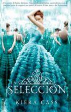 La Selección - Kiera Cass by laurix_211