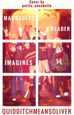 Marauder X Reader Imagines   COMPLETE   - Remus Lupin X Elizabeth