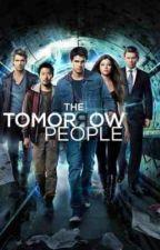 The Tomorrow People by amybeasley07