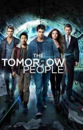 The Tomorrow People by amybeasley07