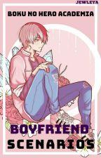 Boku No Hero Academia Boyfriend Scenarios  by Jewleya