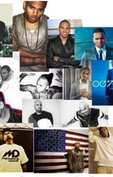 Imagine Chris Brown....