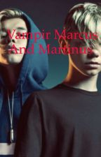 Vampír Marcus and Martinus by SophiaTengeri