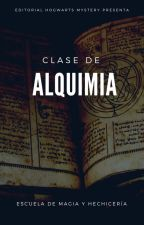Clase de Alquimia by carhevibes