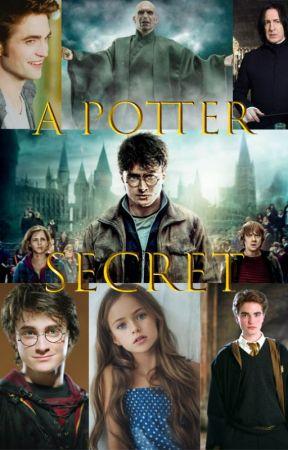 A Potter Secret by ScarletWSilver