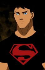 Superboy (Young Justice) x reader | Robin's blind sister by thorins_queen