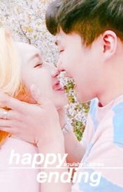 happy ending    jiyeon & chanyeol  by squishybubbles