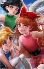 Meninas super poderosas Z  (Completo✔) by Susiee3