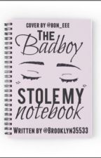 The Bad Boy STOLE My Notebook by Brooklyn35533