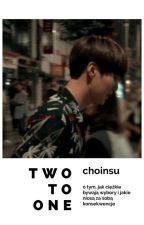 Two to one | jjk;myg;ksj by choinsu