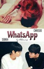 WhatsApp [ChanSoo/SeBaek] by atthena43