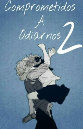 comprometidos a odiarnos #2 (ron weasley y tu) by jacquisluna