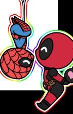 spiderpool WHATSAPP!!!!! (SPIDERMAN X DEADPOOL) by SugarDaddy98