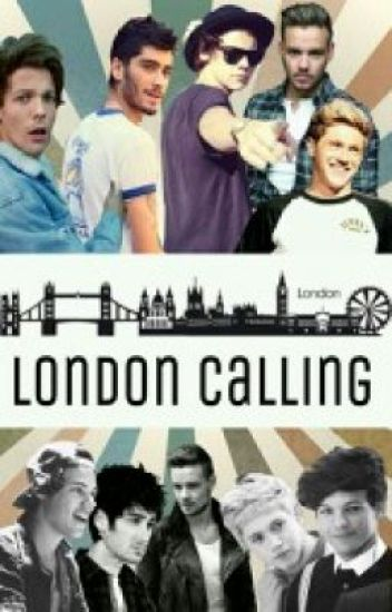 London calling (german One Direction Fanfic)