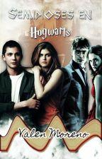 Semidioses en Hogwarts  by ValenMoreno9