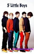5 little boys (A 1D Superhero Story) by ImFromAshtonsTribe