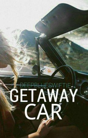 Getaway Car by deepblueswiftie